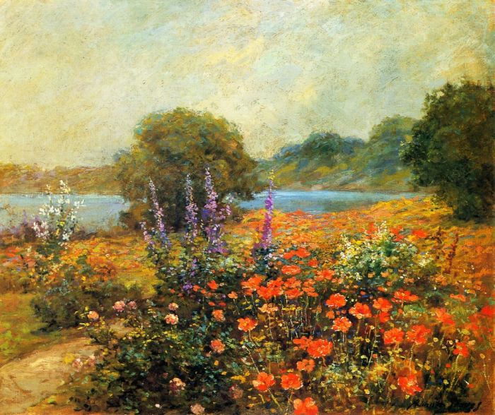 Poppies , 1905  Painting Reproductions