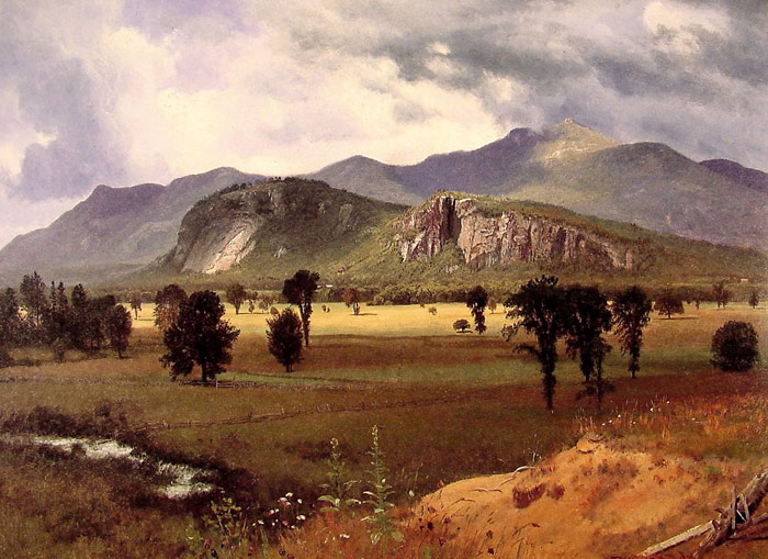 Moat Mountain Intervale, New Hampshire, 1862  Painting Reproductions