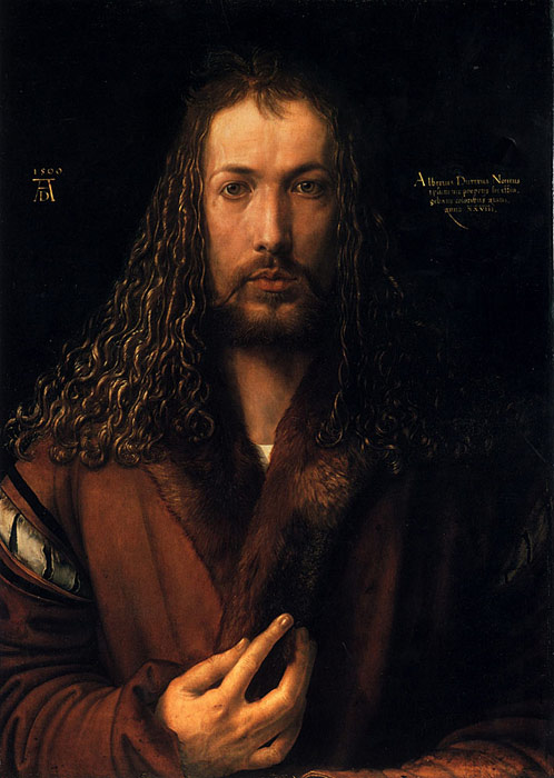 Self Portrait, 1500  Painting Reproductions