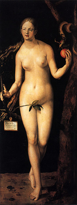 Eve, 1507  Painting Reproductions