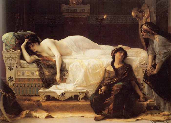 Phedre  Painting Reproductions