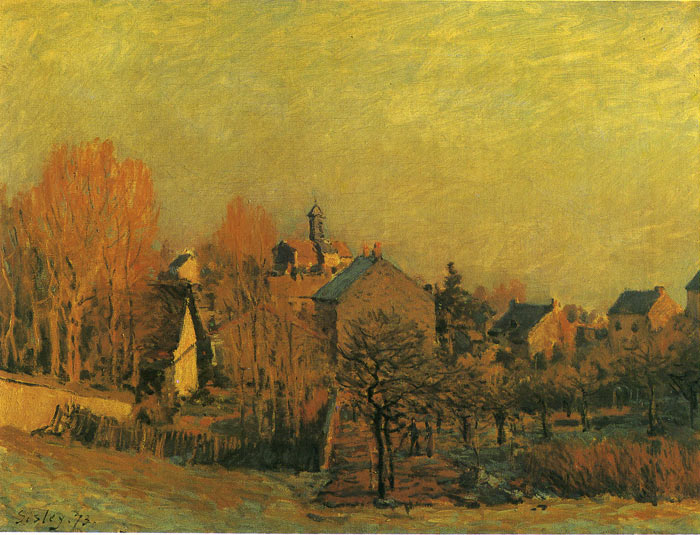 Cold, 1873  Painting Reproductions