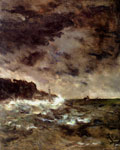 Stevens, Alfred A Stormy Night, 1892 Art Reproductions