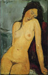 5586 Female  Nude, 1916 Art Reproductions