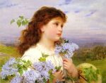 0  The Time of the Lilacs Art Reproductions