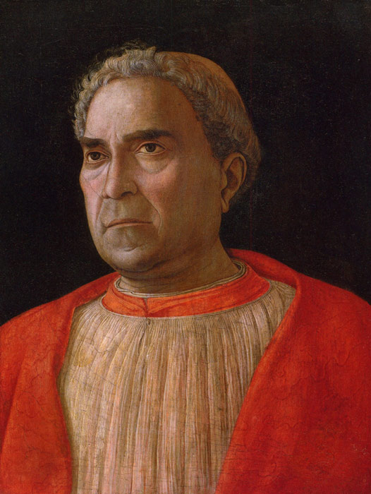 Paintings Mantegna, Andrea