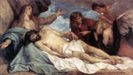 Dyck, Sir Antony van The Lamentation of Christ Art Reproductions