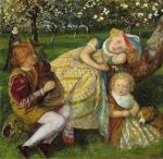 0 The King's Orchard, 1858 Art Reproductions