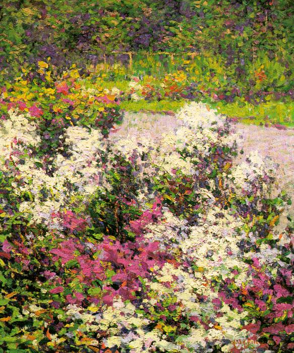White Phlox, 1906  Painting Reproductions