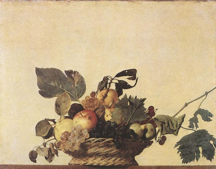 Basket of Fruit, 1598  Painting Reproductions