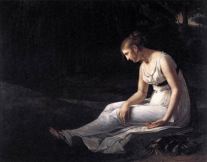 Melancholy, 1801  Painting Reproductions