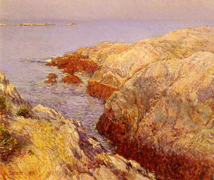 Isles Of Shoals, 1912  Painting Reproductions