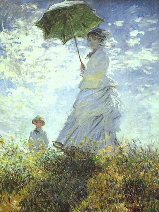 Impressionism Paintings, Hand Painted on canvas