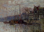 Monet, Claude Oscar Amsterdam , 1874	 Art Reproductions