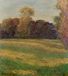 0 Meadow in the Sun , 1886	 Art Reproductions