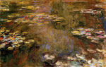 Monet, Claude Oscar The Water-Lily Pond , 1917	 Art Reproductions