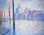 Monet, Claude Oscar The Grand Canal, 1908	 Art Reproductions