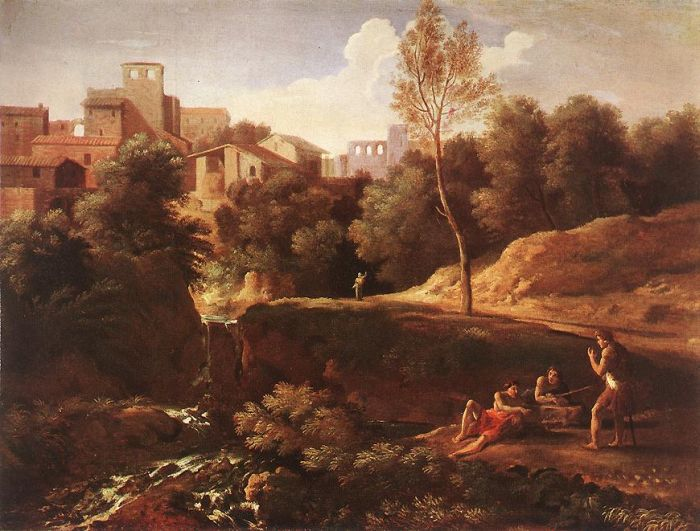 Imaginary Landscape, 1650  Painting Reproductions
