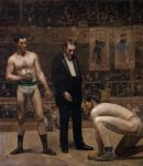 Eakins, Thomas Taking the Count, 1898 Art Reproductions