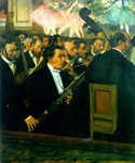 2114 The Orchestra of the Opera, c.1870 Art Reproductions