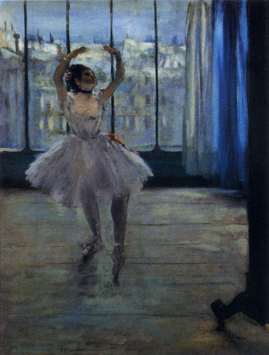Edgar Degas Paintings, Hand Painted on canvas