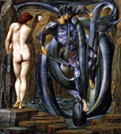 Burne-Jones,Sir Edward Coley The Perseus Series: The Doom Fulfilled, 1884-1885 Art Reproductions