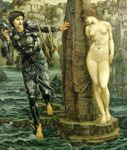 Burne-Jones,Sir Edward Coley The Rock of Doom, 1884-1885 Art Reproductions