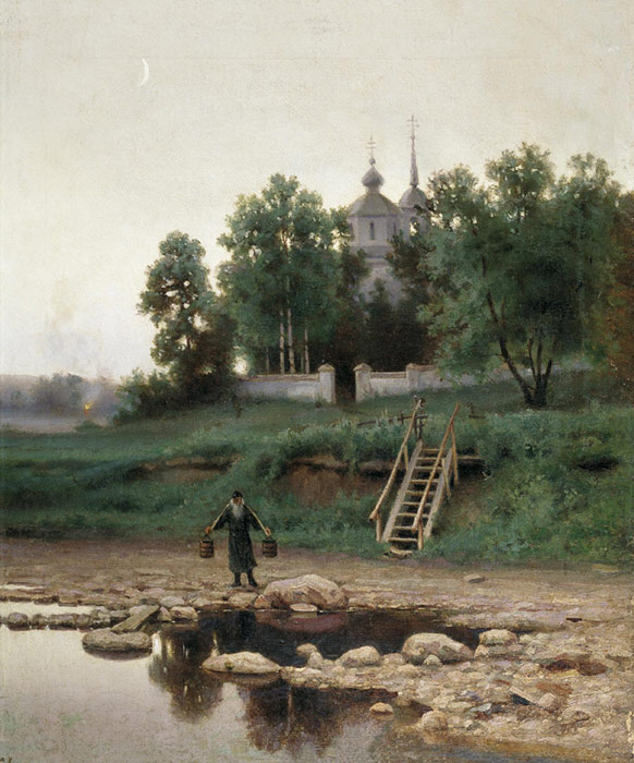 Paintings Volkov, Efim Efimovich