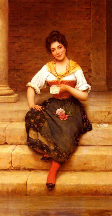Paintings Blaas, Eugene de