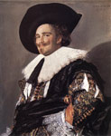 Hals, Frans The Laughing Cavalier, 1624 Art Reproductions