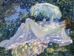 0 Venus in the Sunlight , 1913 Art Reproductions