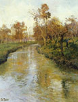 Thaulow, Frits Autumn Art Reproductions