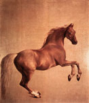 8105 Whistlejacket, 1762 Art Reproductions