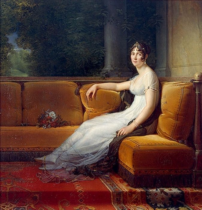 Portrait of Josephine, 1799  Painting Reproductions