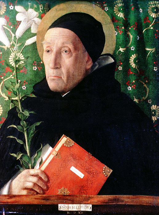 Portrait of Fra Theodoro da Urbino, 1515  Painting Reproductions
