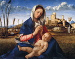 Bellini, Giovanni Virgin and Child Art Reproductions