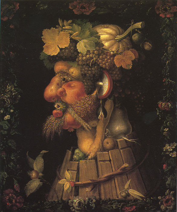 Autumn, 1573  Painting Reproductions