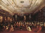 Guardi, Francesco Ladies Concert at the Philharmonic Hall, 1782 Art Reproductions