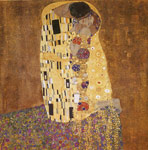 4362 The Kiss, 1907 Art Reproductions