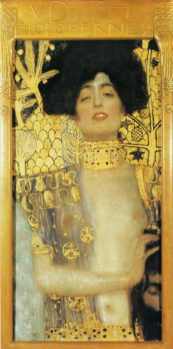 Judith I, 1901 Klimt, Gustave Painting Reproductions