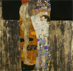 Klimt, Gustave The Three Ages of Woman, 1905 Art Reproductions