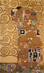 Klimt, Gustave Fulfillment, 1905 Art Reproductions