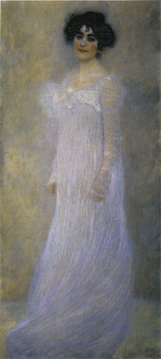 Portrait of Serena Lederer, 1899  Painting Reproductions