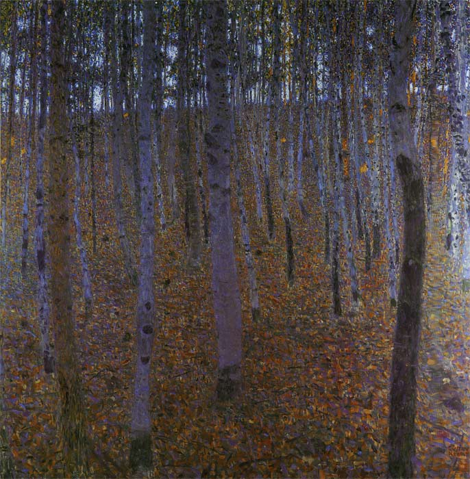 Beech Wood I, 1902  Painting Reproductions