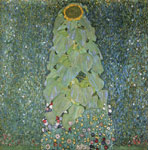 Klimt, Gustave The Sunflower, 1906 Art Reproductions