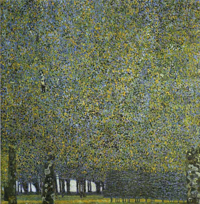 The Park, 1910  Painting Reproductions