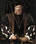 3951 Portrait of Charles de Solier, Lord of Morette, 1534-1535 Art Reproductions