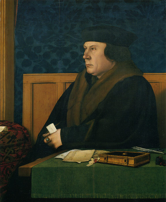 Thomas Cromwell, 1532  Painting Reproductions