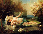 9130 A Water Idyll Art Reproductions