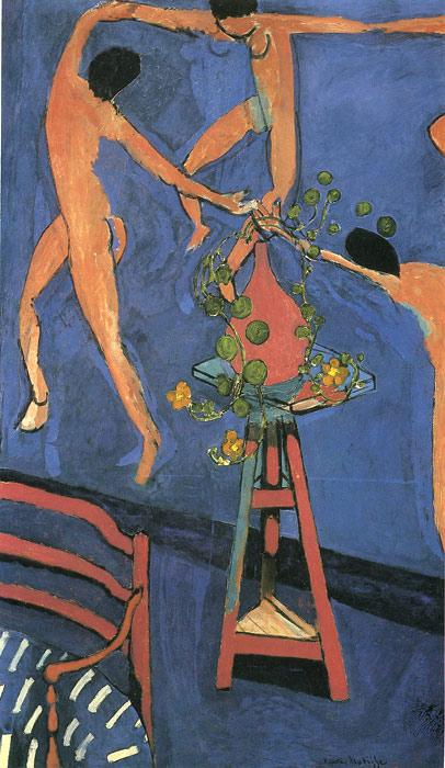 Matisse Oil Painting- Dance